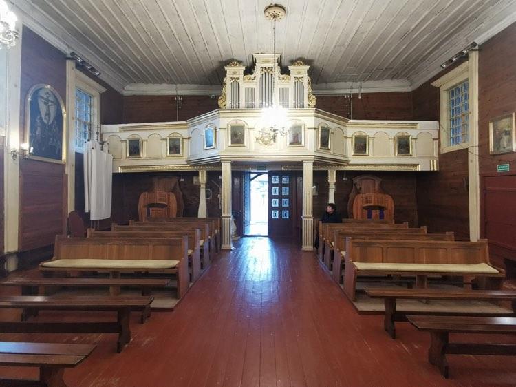 aktualny wygląd kościoła